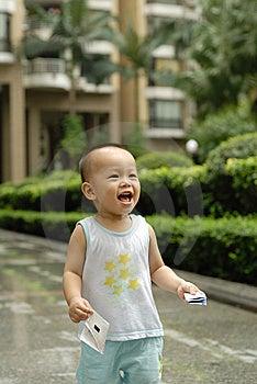 Happy Baby Stock Image - Image: 14716231