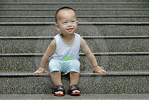 Happy Baby Royalty Free Stock Photos - Image: 14716238