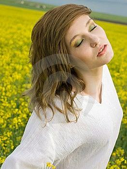 Girl In Rape Stock Photography - Image: 14718592