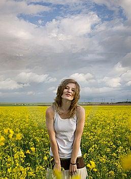 Girl In Rape Royalty Free Stock Image - Image: 14718596