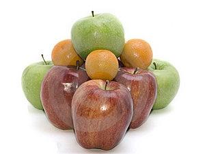 Group Of Fruits Stock Photo - Image: 14723580