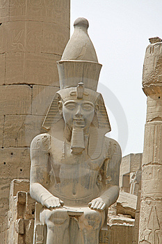 Ramses The Second Royalty Free Stock Photography - Image: 14724077