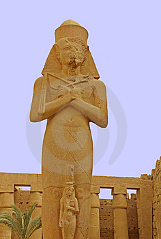 Ramses The Second Royalty Free Stock Photos - Image: 14724138