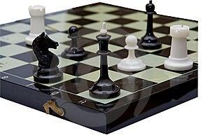 Chess Royalty Free Stock Image - Image: 14725096