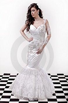 Pretty Bride Stock Image - Image: 14726041