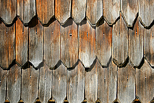 Wooden Tiles Royalty Free Stock Photography - Image: 14726927