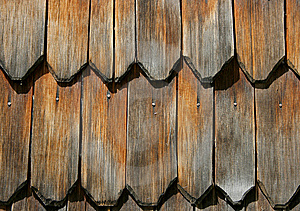 Wooden Tiles Royalty Free Stock Photo - Image: 14726975