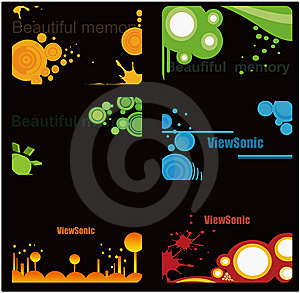Black Background Card Stock Photos - Image: 14728883