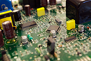 Technolgy Royalty Free Stock Image - Image: 14732226