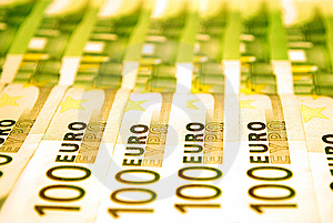 Euro Notes Royalty Free Stock Photo - Image: 14735715