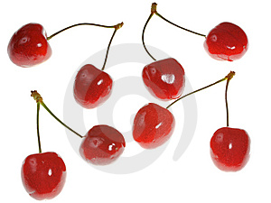 Sweet Cherries Royalty Free Stock Images - Image: 14736389