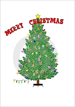 Merry Christmas Royalty Free Stock Photo - Image: 14737335