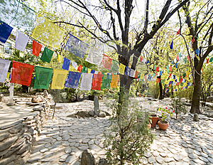 Prayer Flags Stock Photography - Image: 14739612