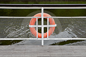 Life Buoy Royalty Free Stock Photos - Image: 14739628