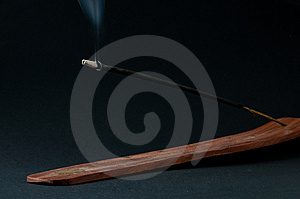 Incence Royalty Free Stock Photography - Image: 14743717