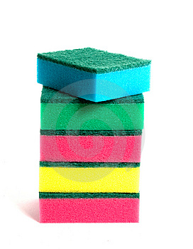 Sponges Royalty Free Stock Images - Image: 14752839