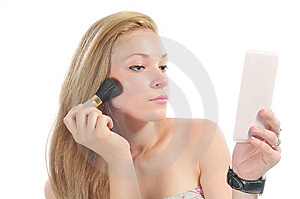 Make-up Stock Photo - Image: 14756570