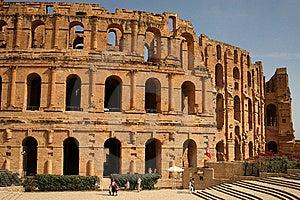Amphitheatre Lizenzfreie Stockfotografie - Bild: 14756987