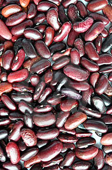 Red Kidney Beans Royalty Free Stock Image - Image: 14757496