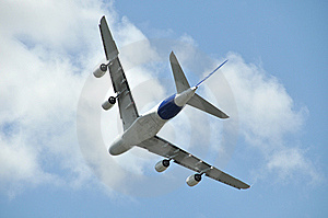 Airliner Royalty Free Stock Photography - Image: 14759757