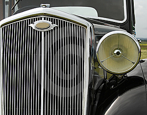 Vintage Car Royalty Free Stock Photo - Image: 14759875