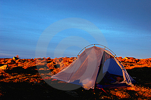 Camping Stock Images - Image: 14769564