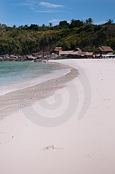 Quite Beach Of Racha Yai Island, Phuket Stock Photo - Image: 14770180