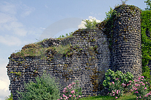 Ancient Fortress Royalty Free Stock Images - Image: 14771619