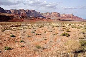 银朱的峭壁 免版税库存图片 - 图片: 14771916