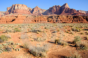 Vermilion Cliffs Royalty Free Stock Images - Image: 14772009