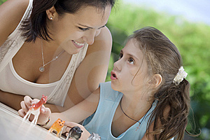 With Child Royalty Free Stock Image - Image: 14773206