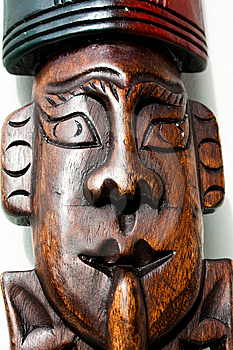 Wooden Art Object Stock Image - Image: 14773451
