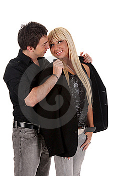 Sensual Couple Royalty Free Stock Photography - Image: 14774637
