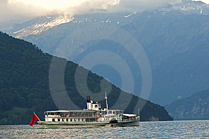 Ferry Royalty Free Stock Images - Image: 14774639
