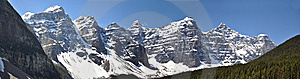 Mountain Peaks Stock Image - Image: 14775501