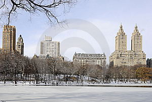 Central Park Stock Images - Image: 14778364