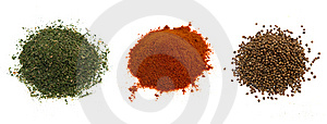 Different Spices Stock Photography - Image: 14780432