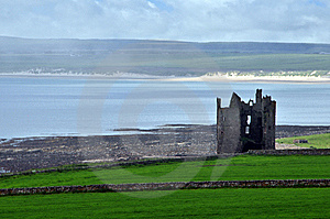 Keiss Castle Stock Photography - Image: 14781212
