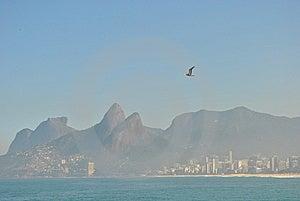 Rio De Janeiro - Ipanema's Beach (1) Stock Photography - Image: 14785302