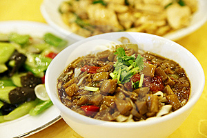 Chinese Noodles Stock Photos - Image: 14785873
