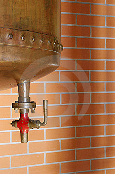 Copper Still Royalty Free Stock Photos - Image: 14786028