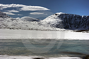 De Winterlandschap Stock Foto - Afbeelding: 14786060