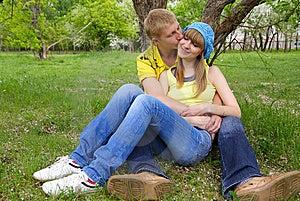 Sweet Kiss Stock Photos - Image: 14789303