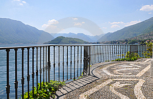 Famous Italian Lake Como Stock Photos - Image: 14792863