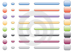Buttons Royalty Free Stock Image - Image: 14794936
