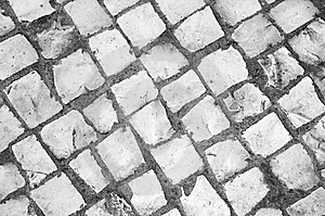 Hand Made Pavement Stock Photo - Image: 14797530