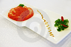 Chinese Cold Dish Royalty Free Stock Photo - Image: 14797575