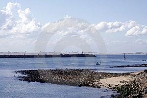 Coastal View Stock Image - Image: 1483131
