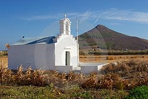 Greek Chapel Stock Photos - Image: 1484133