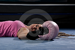 Knockout Stock Photo - Image: 14800650